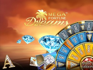 Mega Fortune Dreams iDeal Video Slot Gokkast